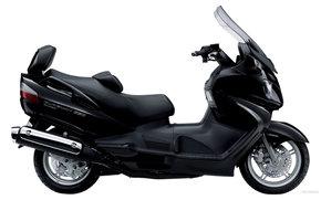 Suzuki, Scooter - Moped, Burgman 650, Burgman 650 2010, мото, мотоциклы, moto, motorcycle, motorbike