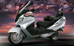 Suzuki, Scooter - Moped, Burgman 400, Burgman 400 2004, Moto, Motorcycles, moto, motorcycle, motorbike
