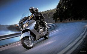 Suzuki, Scooter - Moped, Burgman 650, Burgman 650 2004, мото, мотоциклы, moto, motorcycle, motorbike