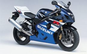 Suzuki, SuperSport, GSX-R600, GSX-R600 2004, Moto, motocicli, moto, motocicletta, motocicletta