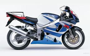 Suzuki, SuperSport, GSX-R750, GSX-R750 2000, Moto, Motorcycles, moto, motorcycle, motorbike