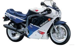 Suzuki, SuperSport, GSX-R750, GSX-R750 1988, Moto, Motorcycles, moto, motorcycle, motorbike