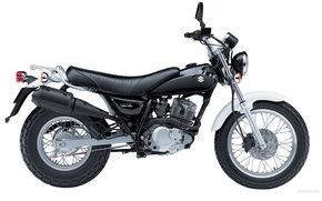 Suzuki, Traditionnel, Van Van 125, Van Van 125 2005, Moto, Motos, moto, moto, moto