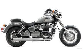Triumph, Cruiser, America, America in 2006, Moto, Motorcycles, moto, motorcycle, motorbike