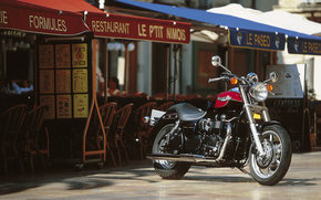 Trionfo, Incrociatore, Speedmaster, Speedmaster 2003, Moto, motocicli, moto, motocicletta, motocicletta