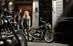 Triumph, Modern Classic, Bonneville, Bonneville 2010, мото, мотоциклы, moto, motorcycle, motorbike