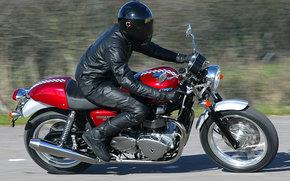 Triumph, Modern Classic, Thruxton, Thruxton 2006, Moto, Motorcycles, moto, motorcycle, motorbike