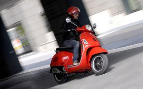 Vespa, GTS, GTS 125, GTS 125 2009, Moto, motocicli, moto, motocicletta, motocicletta