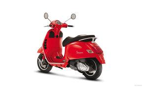 Vespa, GTS, GTS 125, GTS 125 2009, Moto, Motorcycles, moto, motorcycle, motorbike
