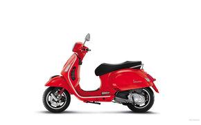 Vespa, GTS, GTS 125, GTS 125 2009, мото, мотоциклы, moto, motorcycle, motorbike