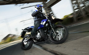 Yamaha, Adventure, DT125X, DT125X 2005, Moto, Motorcycles, moto, motorcycle, motorbike
