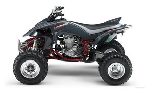 Yamaha, ATV, YFZ 450, YFZ 450 2007, Moto, Motorcycles, moto, motorcycle, motorbike