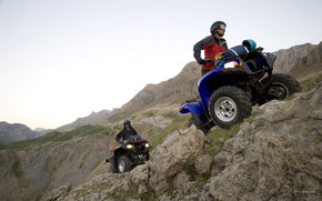 Yamaha, ATV, Grizzly, Grizzly 2007, Moto, Motorcycles, moto, motorcycle, motorbike