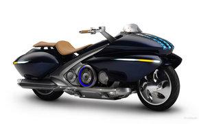 Yamaha, Concept, Gen Rye, Gen Rye 2005, Moto, Motorcycles, moto, motorcycle, motorbike