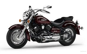 Yamaha, Cruiser, XVS1100A DragStar Classic, XVS1100A DragStar Classic 2007, Moto, Motorcycles, moto, motorcycle, motorbike