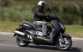 Yamaha, Scooter, X-Max 125, X-Max 125 2008, Moto, Motorcycles, moto, motorcycle, motorbike
