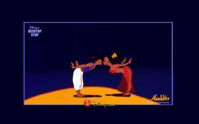 Aladdin, Aladdin, film, film