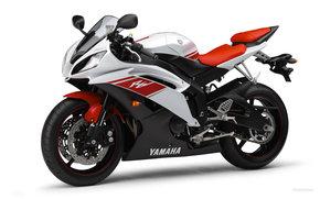 雅马哈, 超级运动, YZF-R6, YZF-R6 2008, 摩托, 摩托车, 摩托, 摩托车, 摩托车