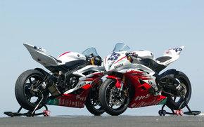 Yamaha, Super Sport, YZF-R6, YZF-R6 2007, Moto, Motorcycles, moto, motorcycle, motorbike