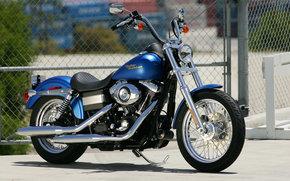 Harley-Davidson, Dyna, FXD Dyna Super Glide, FXD Dyna Super Glide 2007, Moto, motocicli, moto, motocicletta, motocicletta