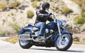 Harley-Davidson, Softail, FLSTF Softail Fat Boy, FLSTF Softail Fat Boy 2009, Moto, Motocicletas, moto, motocicleta, moto