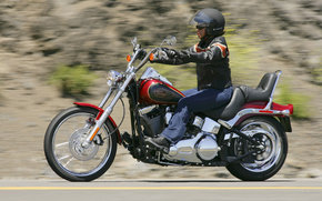 Harley-Davidson, Softail, FXSTC Softail Custom, FXSTC Softail Custom 2007, Moto, Motorcycles, moto, motorcycle, motorbike