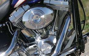 Harley-Davidson, Softail, FLSTI Heritage Softail, FLSTI Heritage Softail 2006, Moto, Motorcycles, moto, motorcycle, motorbike