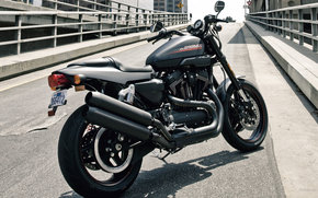Harley-Davidson, Sportster, XR1200X, XR1200X 2010, мото, мотоциклы, moto, motorcycle, motorbike