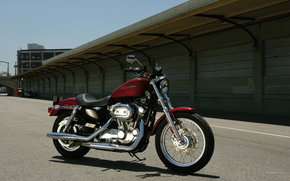 Harley-Davidson, Sportster, XL 883 Sportster 883, XL 883 Sportster 883 2007, Moto, motocicli, moto, motocicletta, motocicletta