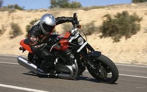 Harley-Davidson, Sportster, XR1200X, XR1200X 2009, мото, мотоциклы, moto, motorcycle, motorbike