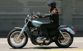 Harley-Davidson, Sportster, XL 1200 Sportster R, XL 1200 R Sportster 2007, Moto, motocicli, moto, motocicletta, motocicletta