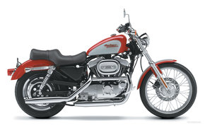 Harley-Davidson, Sportster, XL 1200 C Sportster Custom, XL 1200 C Sportster Custom 2002, Moto, Motorrder, moto, Motorrad, Motorrad