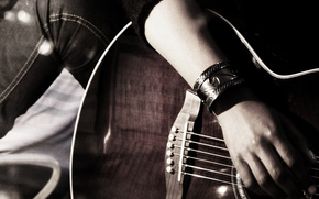 гитара, блюз, музыка