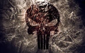 Skull, background