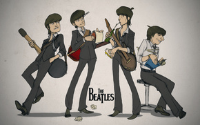 Beatles, music, Art, beatles