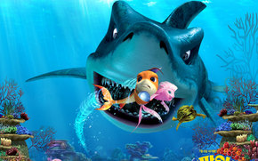 Shark Bait: Nie bardzo straszny film, Shark Bait, film, film