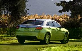 Chrysler, 200C EV, Samochd, maszyny, samochody