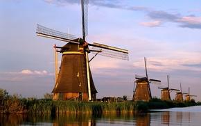 Mills, Niederlande