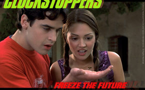 Stop time, Clockstoppers, film, movies