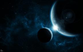 スペース, 惑星, 太陽