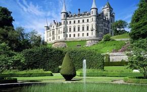 castello, Scozia, Hyland