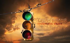 dream theater, traffic light