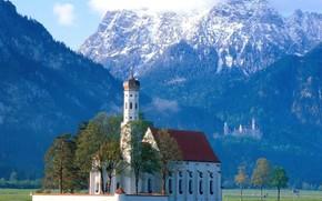 chiesa, Baviera, Germania