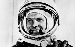 Yuri Gagarin, first astronaut, USSR, great people