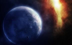 planeta, Estrella, galaxia, de