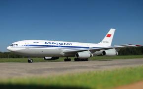aeroflot, plane