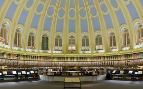 Library, британия, музей, Books