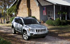 Jeep, Compass, Car, machinery, cars