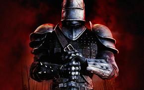 рыцарь, armor