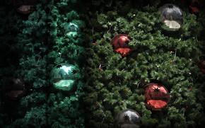 New Year, Tree
